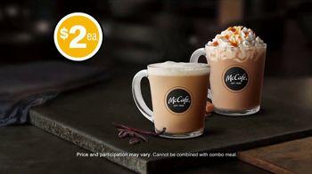McCafe TV Spot, 'Warm Up' - Thumbnail 7