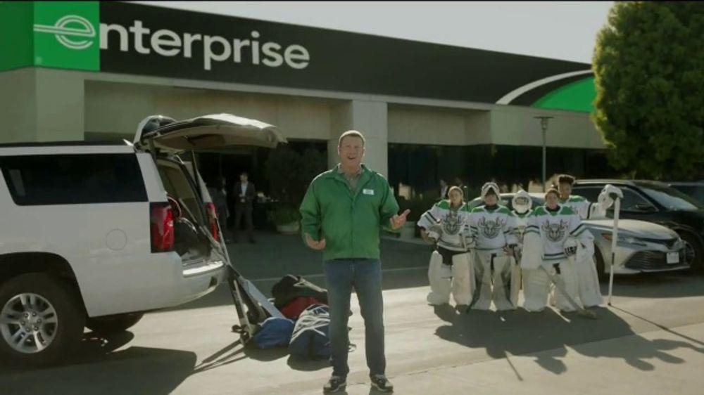 Enterprise Tv Commercial Enterprise Picks Up Martin Brodeur