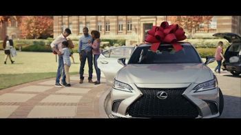 Lexus December to Remember Sales Event TV Spot, 'Memories: Moments' [T2] - 3837 commercial airings