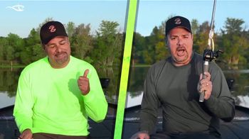 Seaguar Smackdown Braid TV Spot, 'Blends In' Featuring Mark Zona - 124 commercial airings