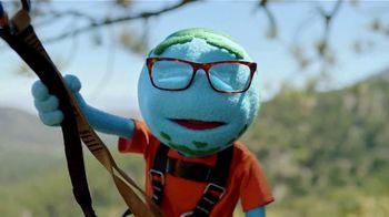 Eyeglass World TV Spot, 'Zipline'