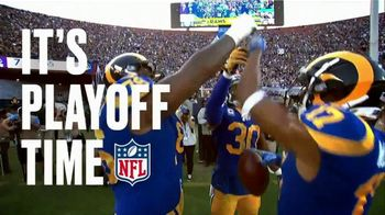 NFL TV Spot, 'Playoff Time: Boasts, Roasts and Toasts'