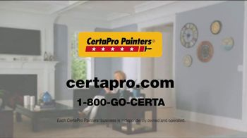 CertaPro Painters TV Spot, 'Timing Is Everything' - Thumbnail 9