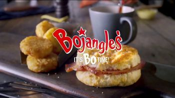 Bojangles' Breakfast Combos TV Spot, 'Country Ham, Sausage or Steak' - Thumbnail 10