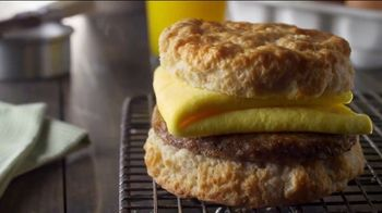 Bojangles' Breakfast Combos TV Spot, 'Country Ham, Sausage or Steak' - Thumbnail 6