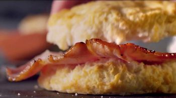 Bojangles' Breakfast Combos TV Spot, 'Country Ham, Sausage or Steak' - Thumbnail 7