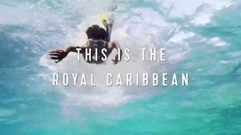Royal Caribbean Cruise Lines TV Spot, 'Not a Small World: Come Seek' - Thumbnail 8