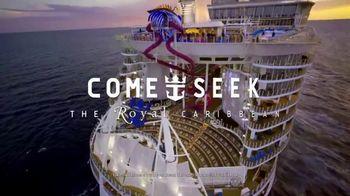 Royal Caribbean Cruise Lines TV Spot, 'Not a Small World: Come Seek' - Thumbnail 9