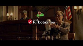 TurboTax Free TV Spot, 'Stenographer' - Thumbnail 6