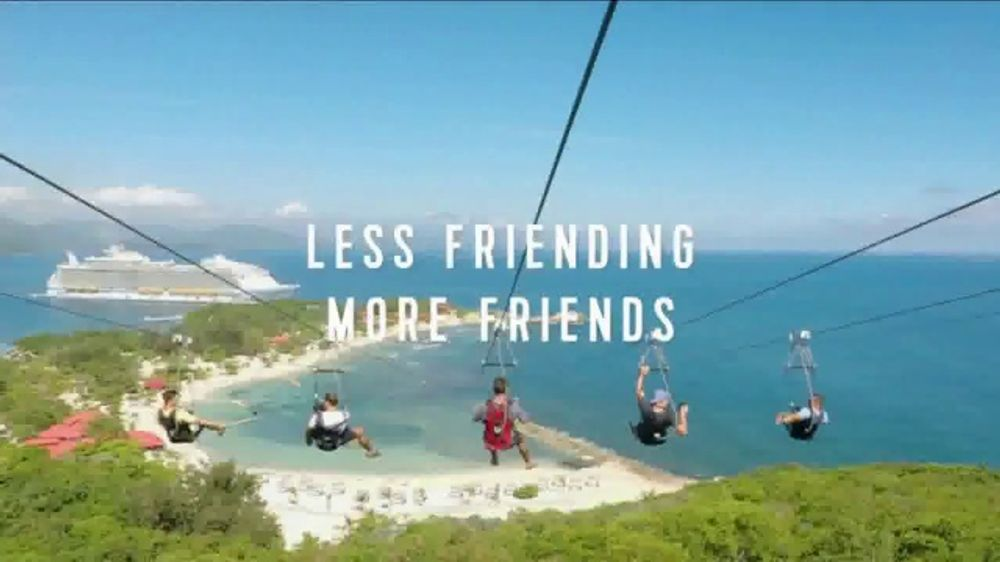 Royal Caribbean Cruise Lines TV Commercial, 'More Loving' - Video