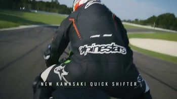 2019 Kawasaki Ninja ZX-6R TV Spot, 'For the Fearless' Featuring Jason Britton, Jonathan Rea - Thumbnail 6