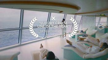 Celebrity Cruises Season of Savings Sale TV Spot, 'We Let Our Awards Do the Talking' - Thumbnail 3