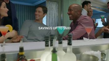 Celebrity Cruises Season of Savings Sale TV Spot, 'We Let Our Awards Do the Talking' - Thumbnail 8