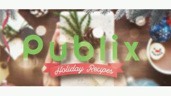 Publix Super Markets TV Spot, 'Holiday Recipes: Sausage Artichoke Stuffing' - Thumbnail 2