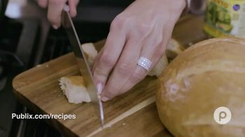 Publix Super Markets TV Spot, 'Holiday Recipes: Sausage Artichoke Stuffing' - Thumbnail 6