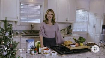 Publix Super Markets TV Spot, 'Holiday Recipes: Sausage Artichoke Stuffing' - Thumbnail 7