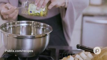 Publix Super Markets TV Spot, 'Holiday Recipes: Sausage Artichoke Stuffing' - Thumbnail 8