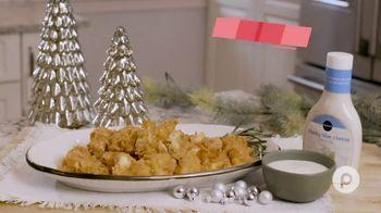 Publix Super Markets TV Spot, 'Holiday Recipes: Deep Fried Buffalo Cauliflower' - Thumbnail 9