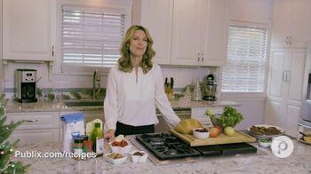 Publix Super Markets TV Spot, 'Holiday Recipes: Deep Fried Buffalo Cauliflower' - Thumbnail 8