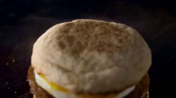 McDonald's $1 $2 $3 Dollar Menu TV Spot, 'Treat Yourself: Sausage McMuffin' - Thumbnail 1