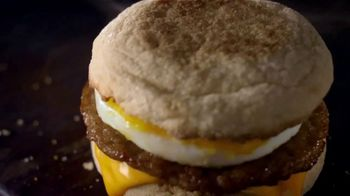 McDonald's $1 $2 $3 Dollar Menu TV Spot, 'Treat Yourself: Sausage McMuffin' - Thumbnail 2
