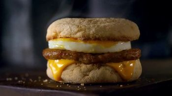 McDonald's $1 $2 $3 Dollar Menu TV Spot, 'Treat Yourself: Sausage McMuffin' - Thumbnail 5