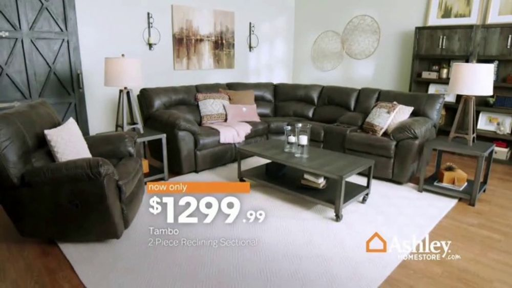 Ashley Homestore New Year S Sale Tv Commercial Final Week Tambo