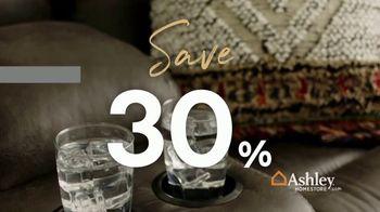 Ashley HomeStore New Year's Sale TV Spot, 'Final Week: Tambo Reclining Sectionals' - Thumbnail 3