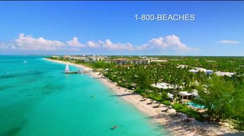 1-800 Beaches Turks and Caicos TV Spot, 'Adds Up to #1' - Thumbnail 1