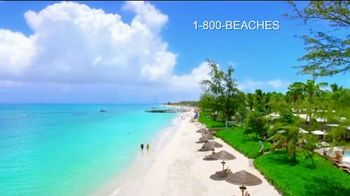 1-800 Beaches Turks and Caicos TV Spot, 'Adds Up to #1' - Thumbnail 2