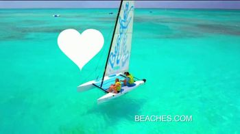 1-800 Beaches Turks and Caicos TV Spot, \'Adds Up to #1\'