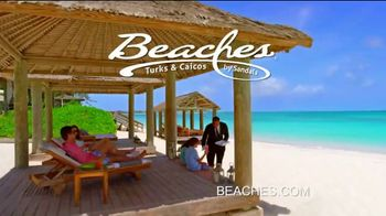 1-800 Beaches Turks and Caicos TV Spot, 'Adds Up to #1' - Thumbnail 9