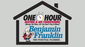 Benjamin Franklin Plumbing TV Spot, '$57 Off Any Repair' - Thumbnail 5