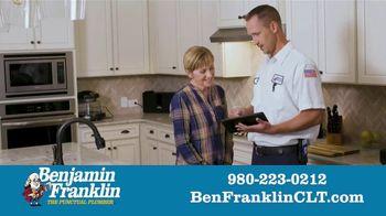 Benjamin Franklin Plumbing TV Spot, '$57 Off Any Repair' - Thumbnail 6