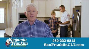 Benjamin Franklin Plumbing TV Spot, '$57 Off Any Repair' - Thumbnail 7