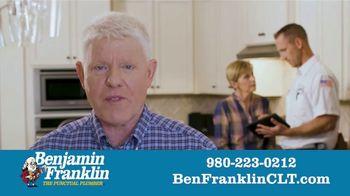 Benjamin Franklin Plumbing TV Spot, '$57 Off Any Repair' - Thumbnail 8