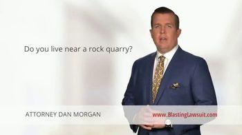 Morgan and Morgan Law Firm TV Spot, 'Limestone Blasting' - Thumbnail 1