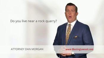 Morgan and Morgan Law Firm TV Spot, 'Limestone Blasting' - Thumbnail 2