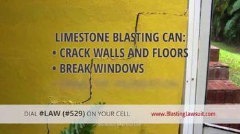 Morgan and Morgan Law Firm TV Spot, 'Limestone Blasting' - Thumbnail 4