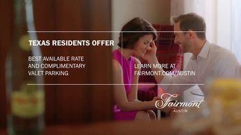 Fairmont TV Spot, 'Connect With' - Thumbnail 9