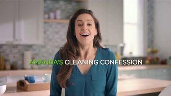 Swiffer Heavy Duty TV Spot, 'Amanda's Cleaning Confession' - Thumbnail 1