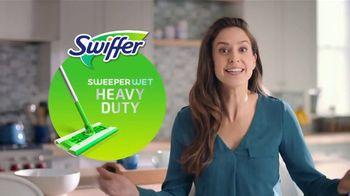 Swiffer Heavy Duty Tv Commercial Amanda S Cleaning