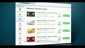 Compare Cards TV Spot, 'Credit Card Envy' - Thumbnail 10