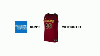 American Express Jersey Assurance TV Spot, 'Don't Buy a Jersey Without It' - Thumbnail 1