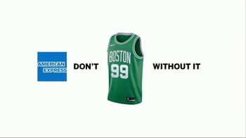 American Express Jersey Assurance TV Spot, 'Don't Buy a Jersey Without It' - Thumbnail 2