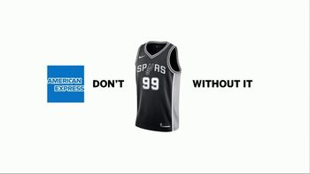 American Express Jersey Assurance TV Spot, 'Don't Buy a Jersey Without It'