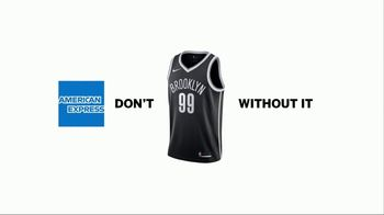 American Express Jersey Assurance TV Spot, 'Don't Buy a Jersey Without It' - Thumbnail 5