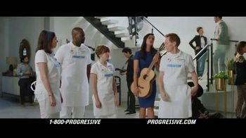 Progressive TV Spot, \'Jamie\'s 40th\'
