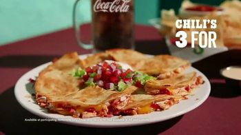 Chili's 3 for $10 TV Spot, 'Trevor Can Stay' - Thumbnail 9