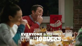 Chili's 3 for $10 TV Spot, 'Trevor Can Stay' - Thumbnail 3